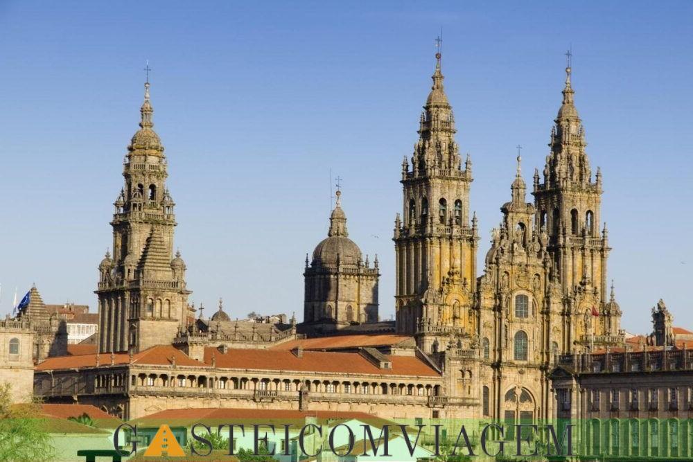Destino Santiago de Compostela Espanha