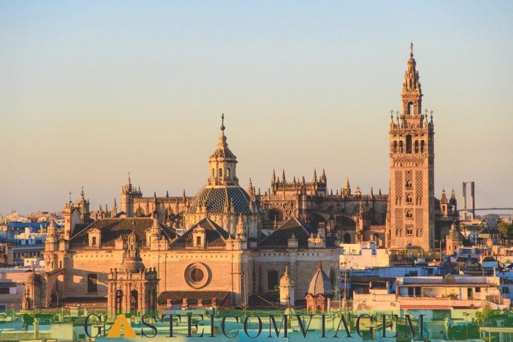 Destino Sevilla Espanha