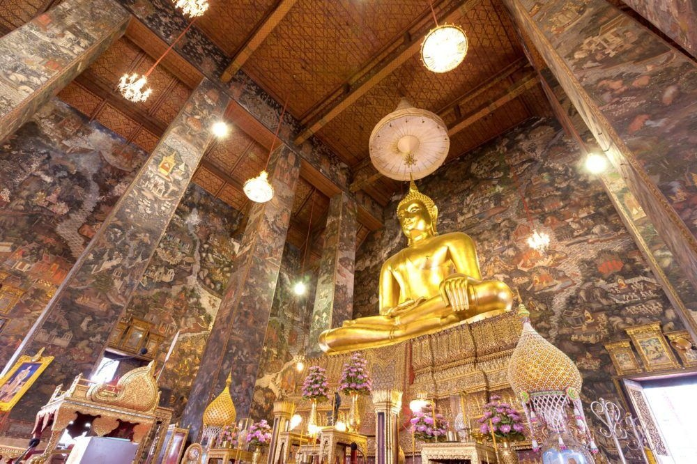destino Tailândia Wat Suthat