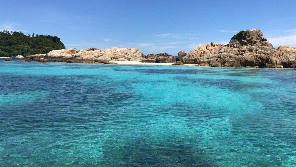 Destino Teluk Dalam Pulau Perhentian