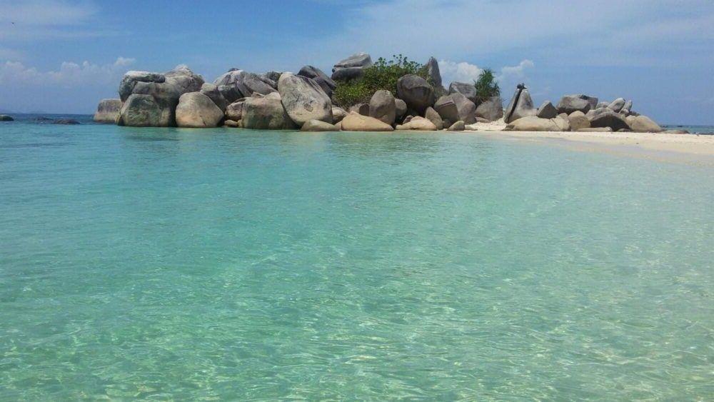 Destino Teluk Keke Pulau Perhentian