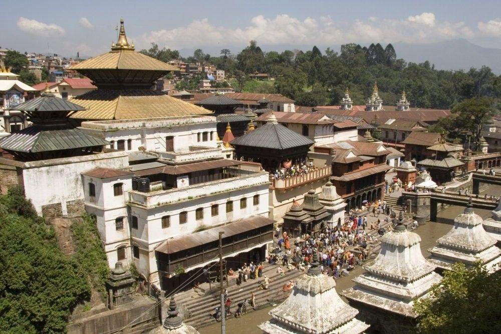 destino templo de Pashupatinath