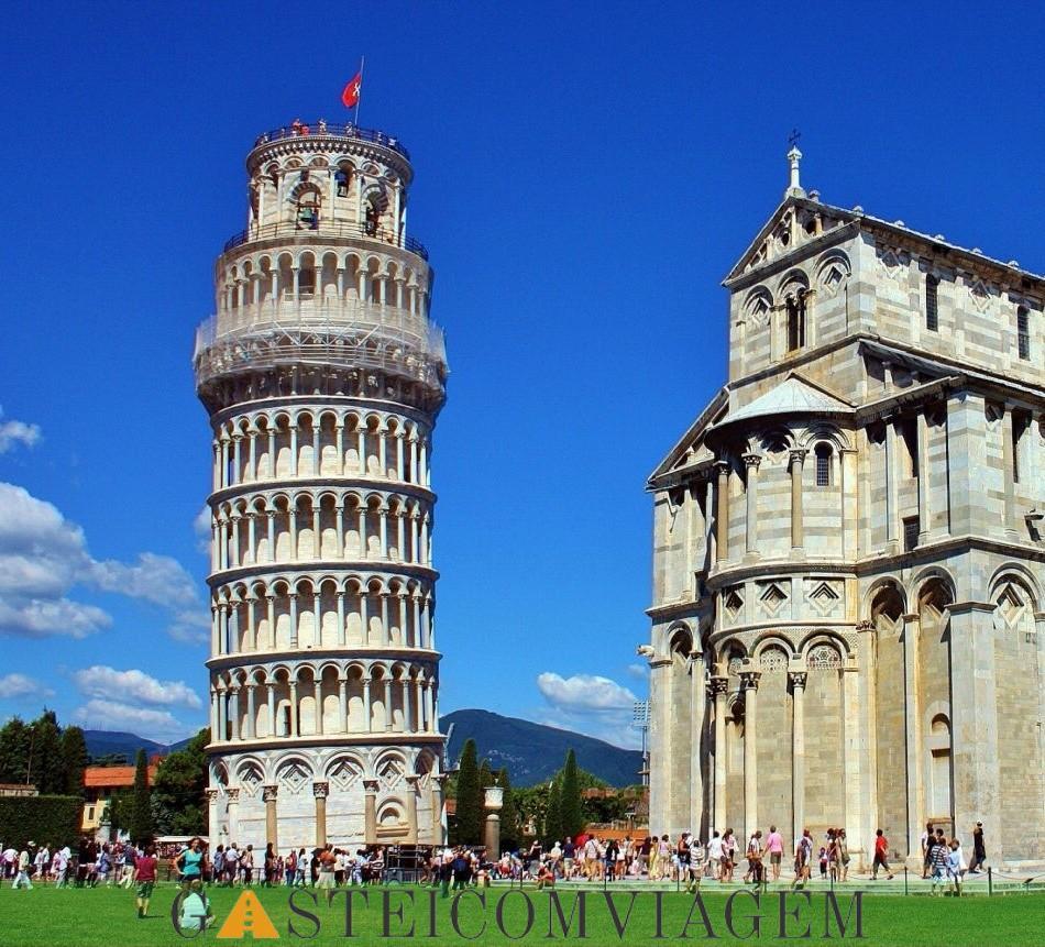 destino Torre de Pisa