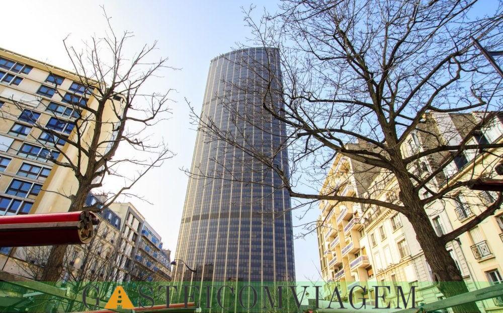 destino Torre Montparnasse