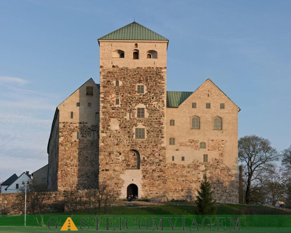 destino Turku Castelo