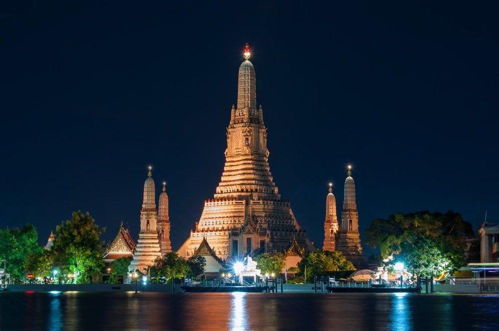 Destino Wat Arun Bangkok