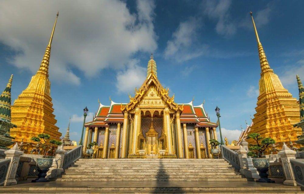 Destino Wat Phra Kaew Tailândia