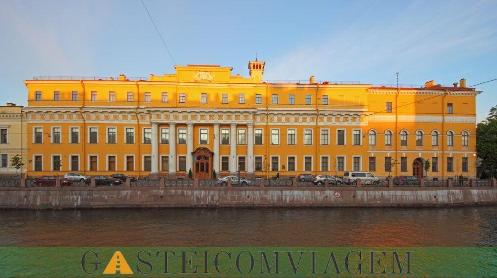 Destino Yusupov Palace