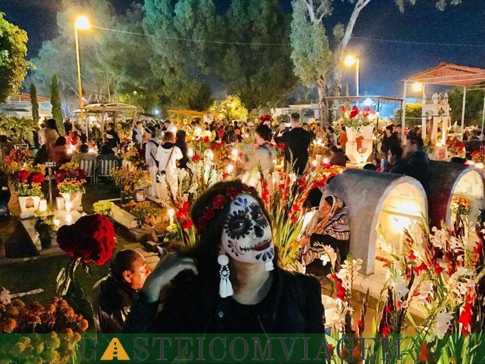 Dia de los Muertos em Oaxaca