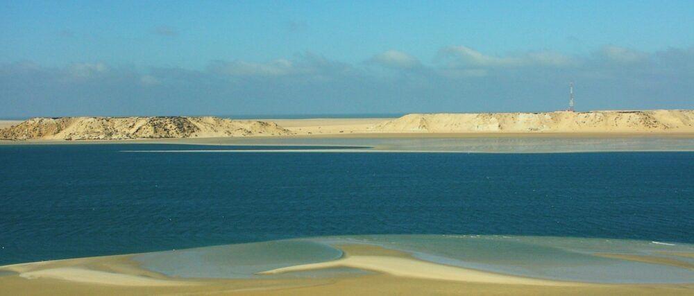 Dragon Beach Dakhla Península