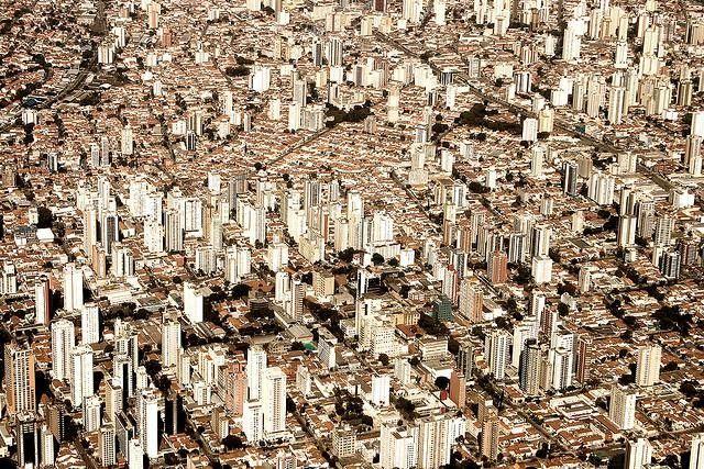 edifícios São Paulo