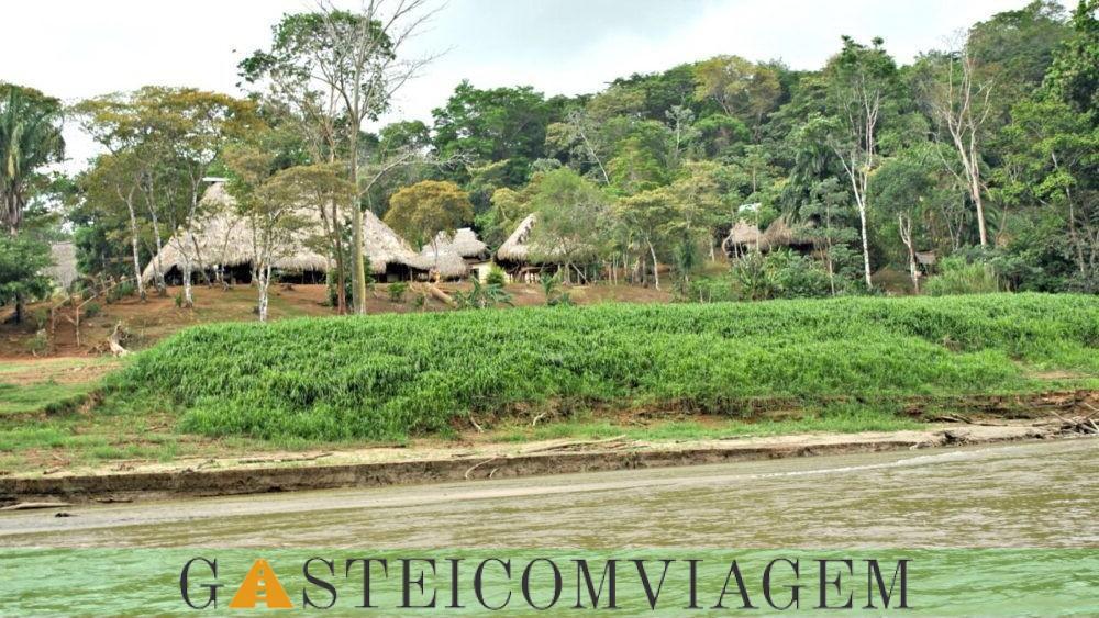 Embera Indian Village