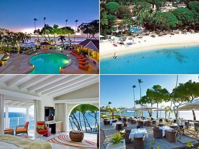 enseada de tamarindo Hotel Saint James Barbados