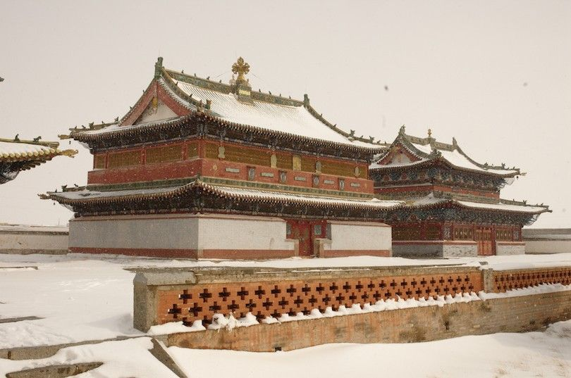 Erdene Zuu mosteiro