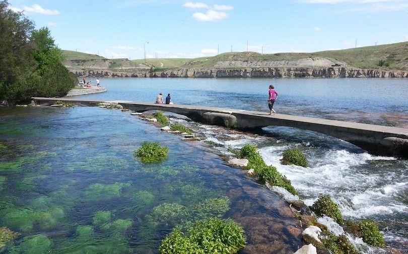 estado gigante parque aquático NSP