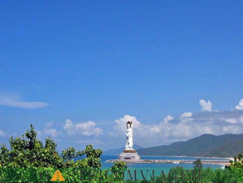estátua de Guan Yin