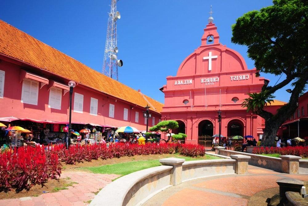 Excursão para Melaka