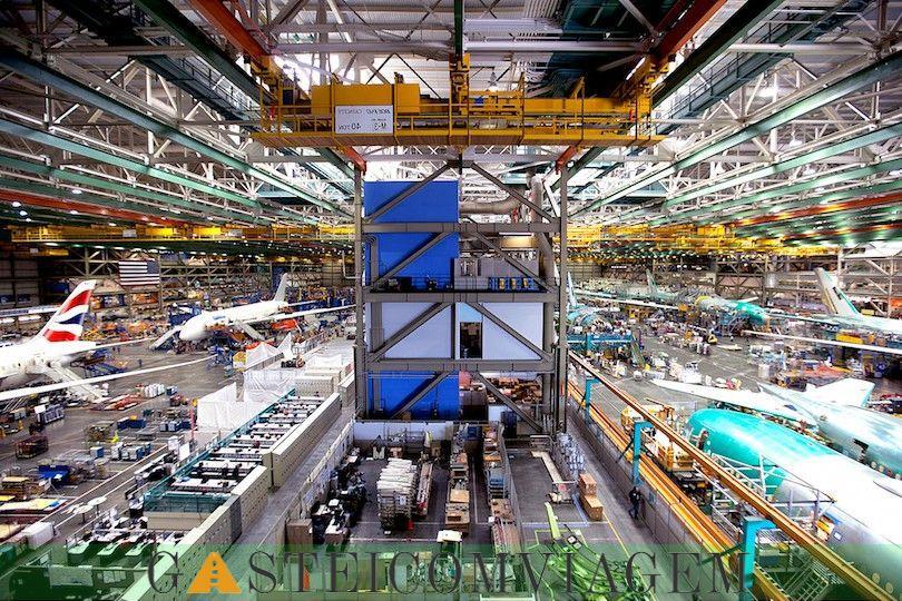 Fábrica Boeing