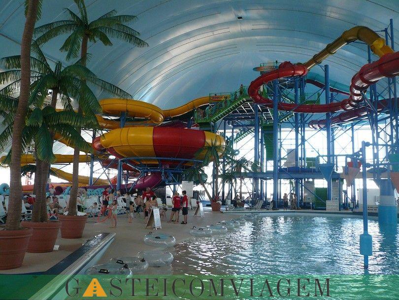 fallsview coberto parque aquático
