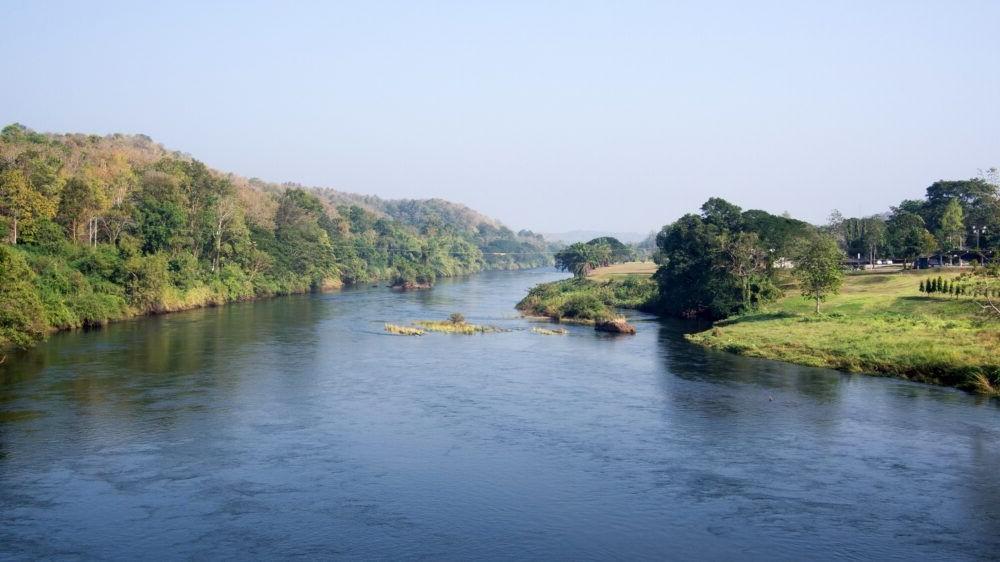 fazer em Pai River Tubing Tailândia
