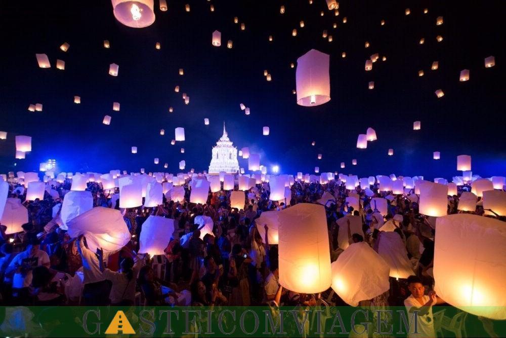 Festivais Chiang Mai