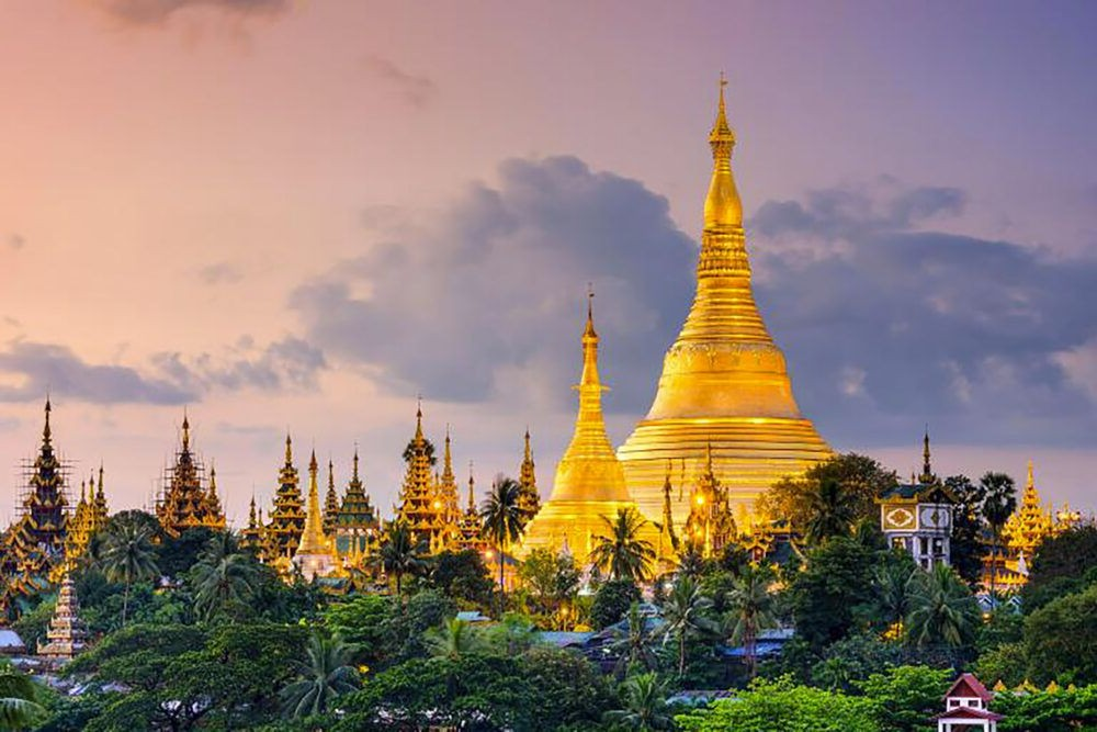 Ficar em Yangon