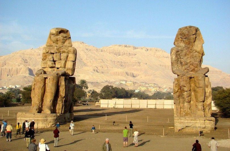 gigantes Memnon