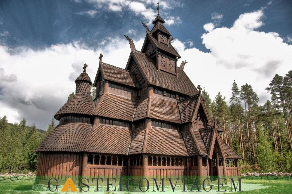 Goal Stave Igreja