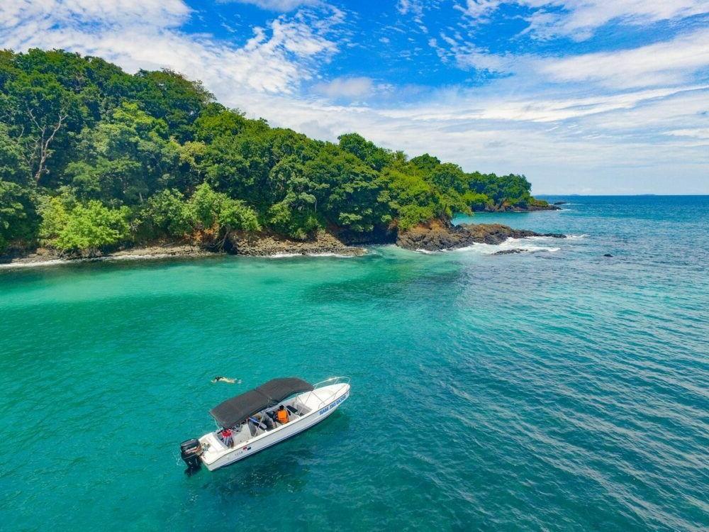 Golfo do Chiriqui ilhas
