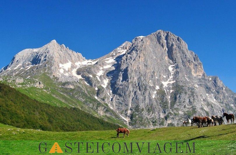 Gran Sasso e Monti della Parque Nacional Laga