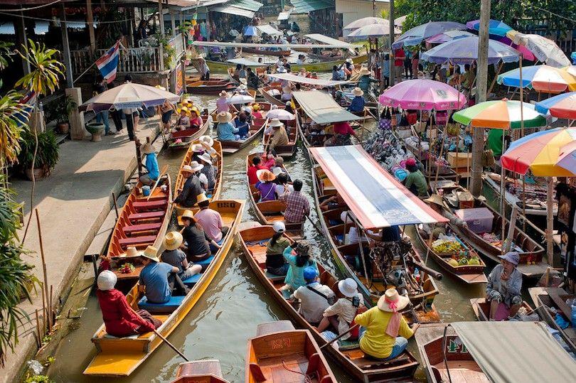grand tour da Tailândia