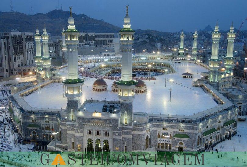 Grande Mesquita de Meca