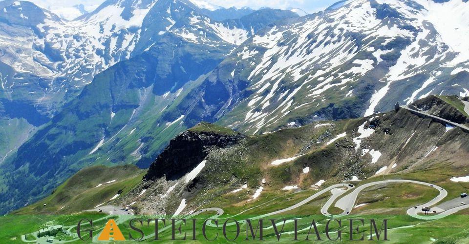 Grossglockner Estrada Alpina