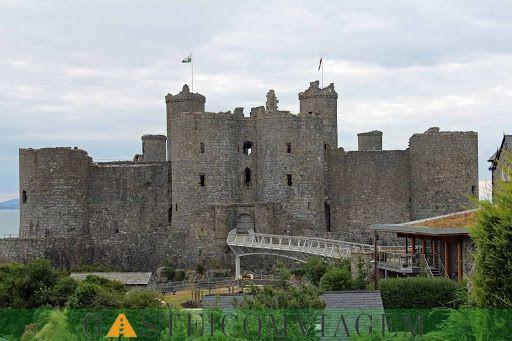 Harlech Castelo