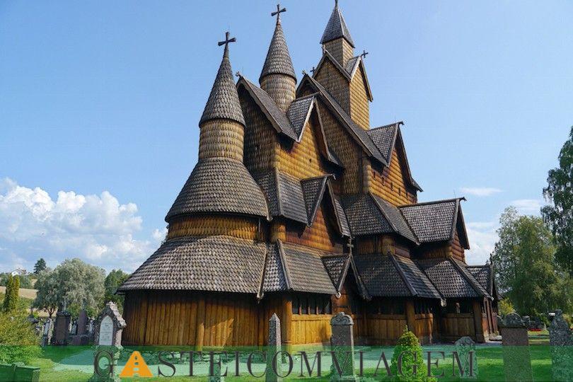 Heddal Stave igreja