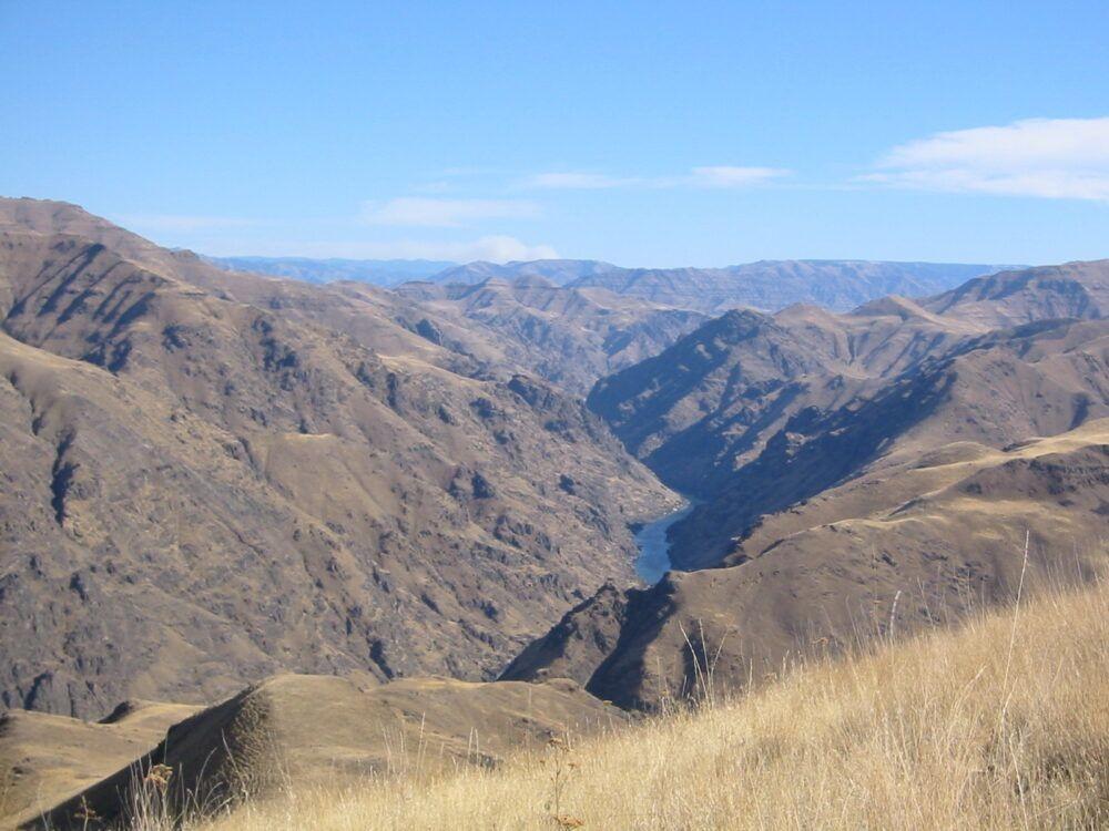 Hells Canyon Recreational Area