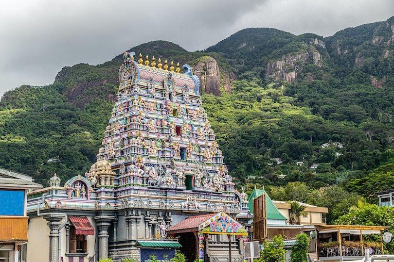 Hindu tempio sc