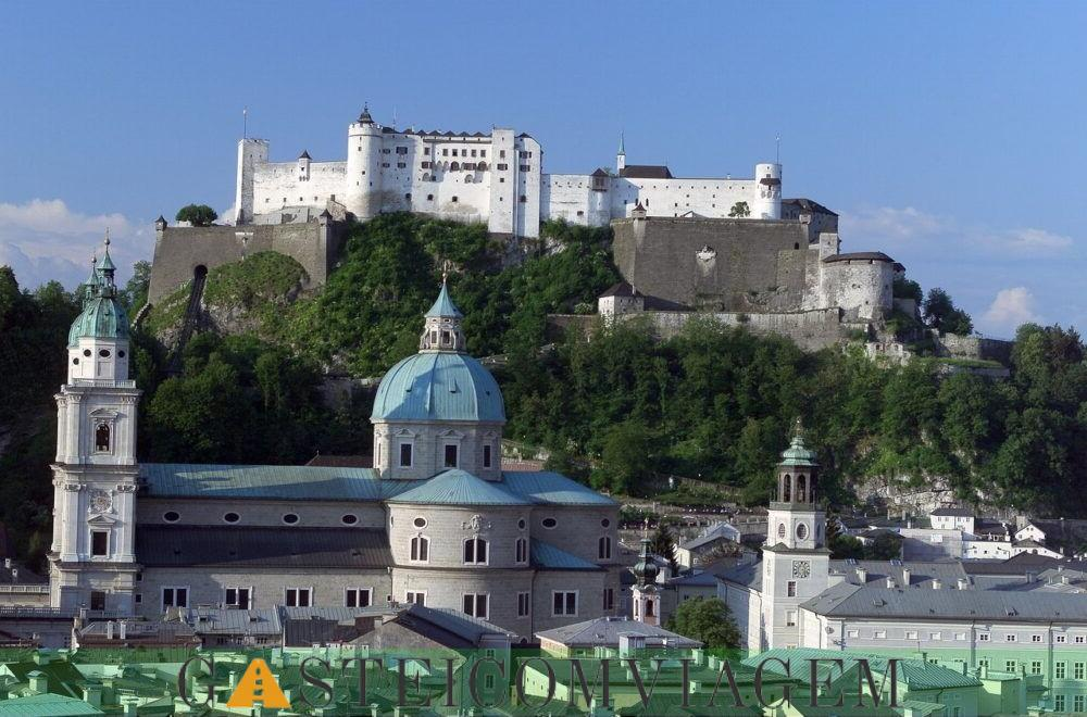 Hohensalzburg Castelo