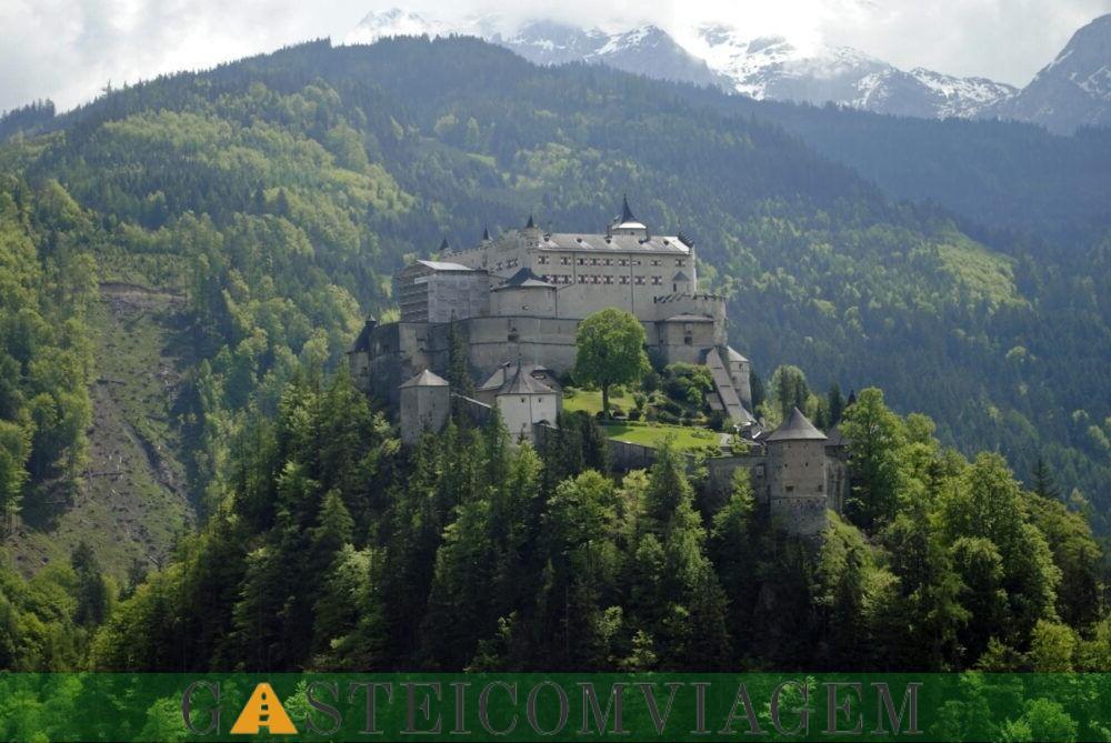Hohenwerfen Castelo