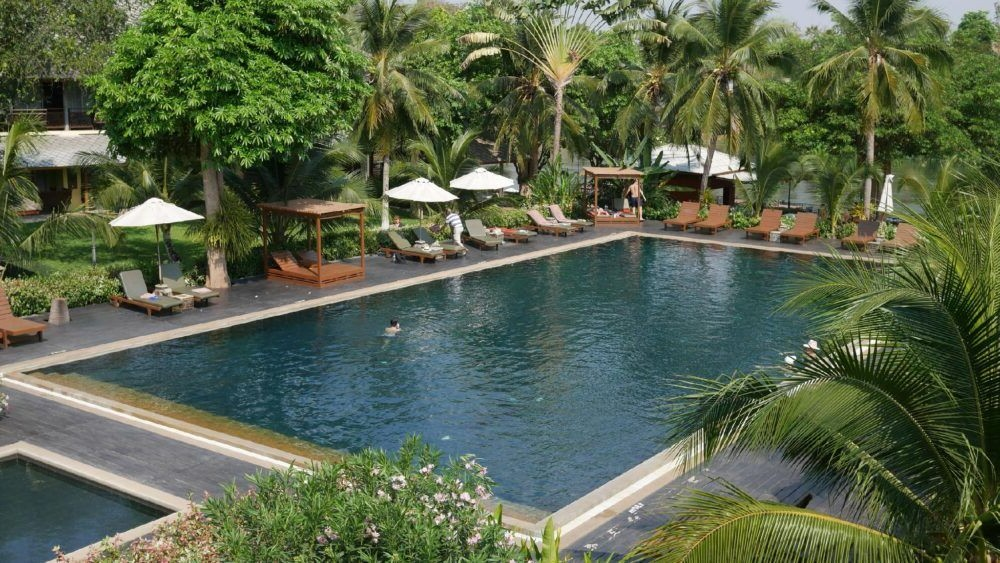 Hopedaje no Royal River Kwai Resort Spa