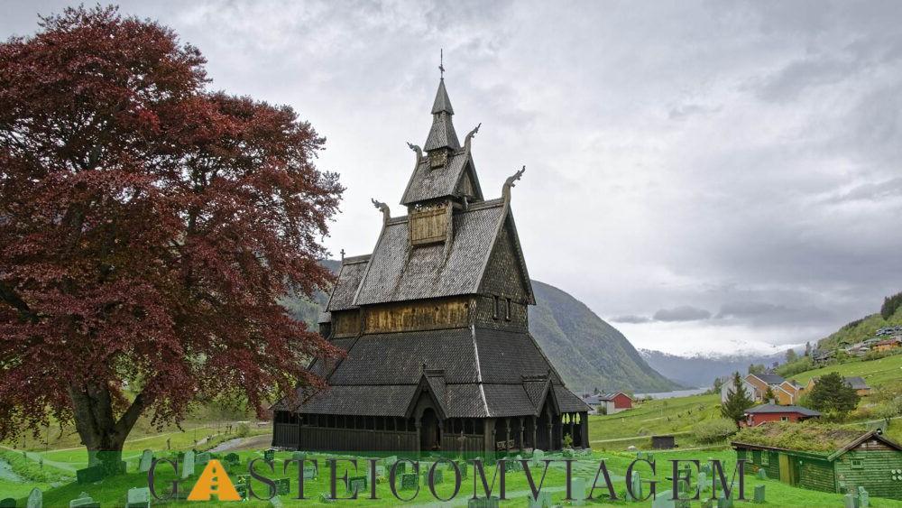 Hopperstad Stave Igreja