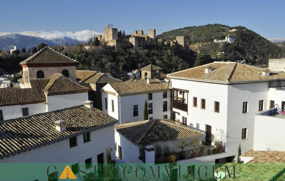 Hospedagem no Smart Suites Albaicin Espanha