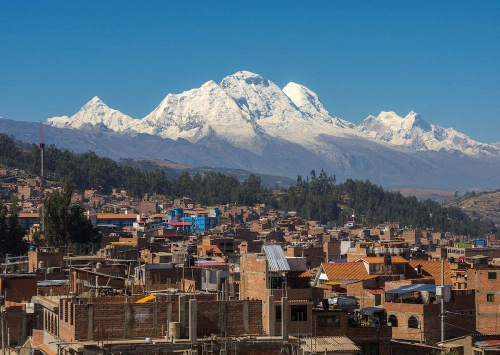 Huaraz Turismo