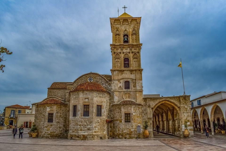 Igreja de Agios Lazaros