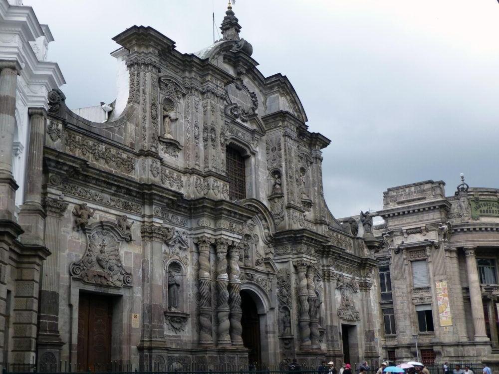 Igreja de La Compania