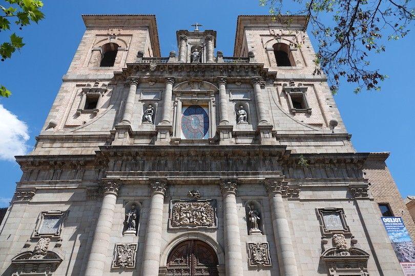 igreja de San Ildefonso de Toledo