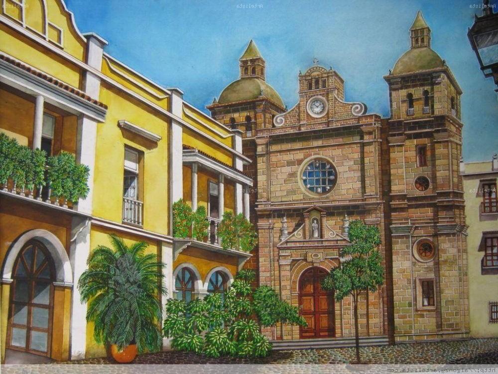 Igreja de San Pedro Claver