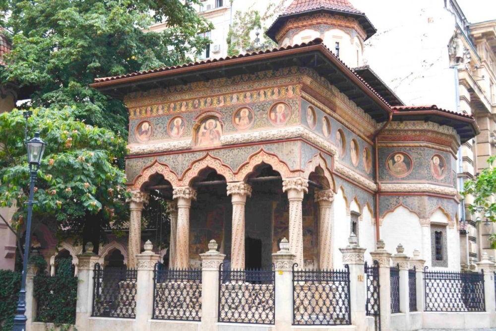 Igreja Stavropoleos