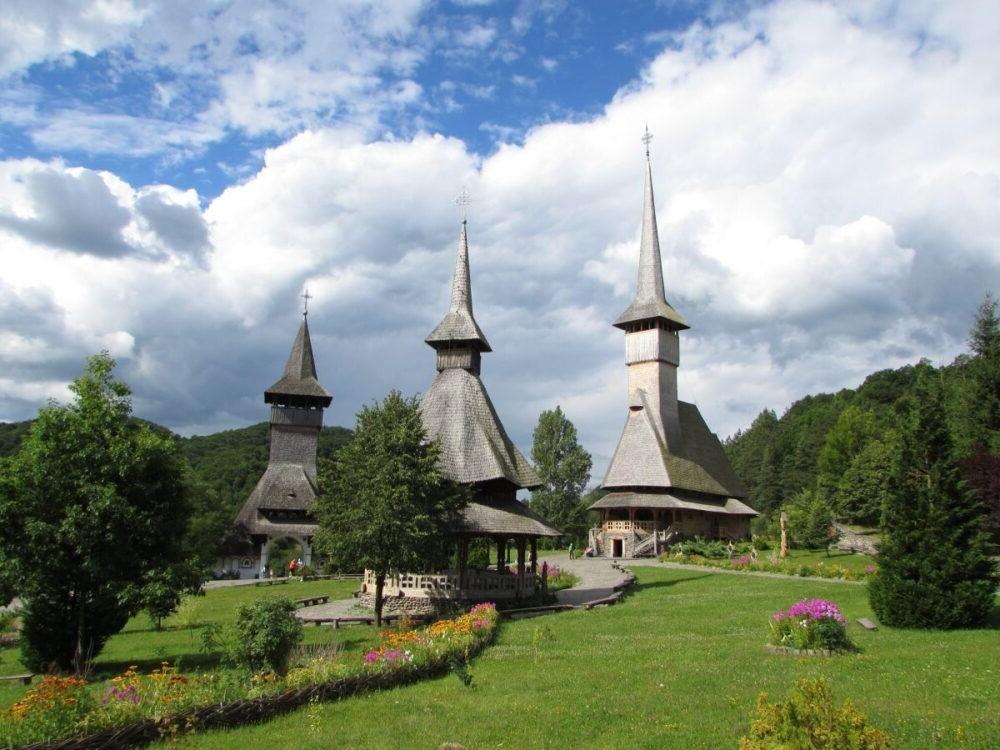 Igrejas de madeira de Maramures