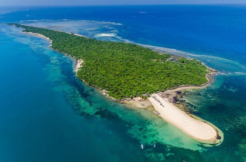 ilha Bongoyo
